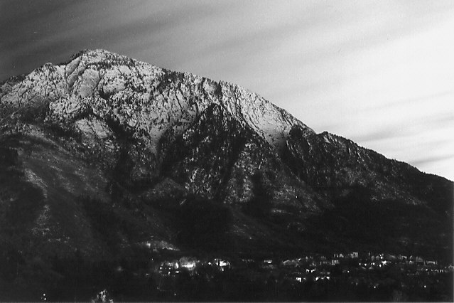 Wasatch Nightwatch #1